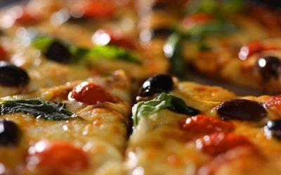 פיצה - מוקטן