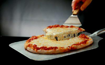 פיצה מרגריטה - מוקטן